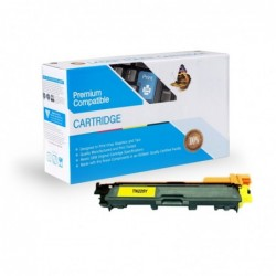 Brother TN225Y Yellow Toner...