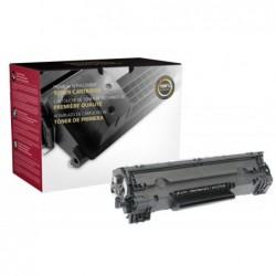 Compatible w/ CB435A CIG...